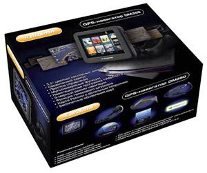 GPS-навигатор Digma DM350