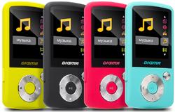 MP3-плееры Digma B2