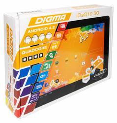 Планшет DIGMA IDsQ 10 3G