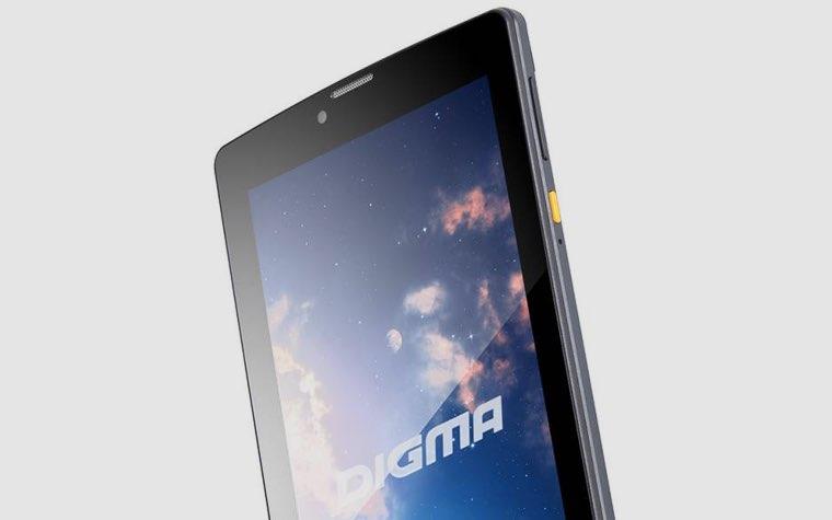 обзор планшета Digma