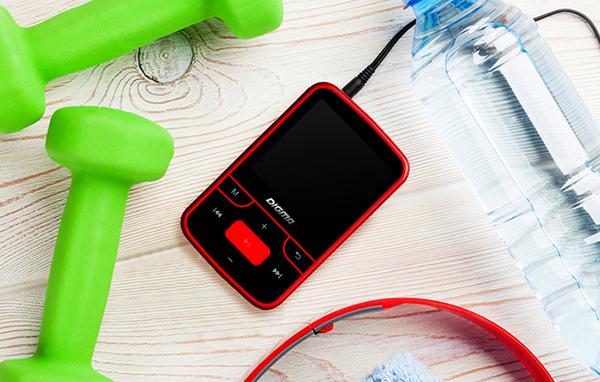 MP3 плеер Digma T3