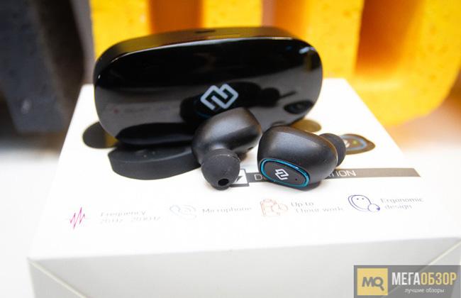 Bluetooth-наушники DIGMA TWS-03