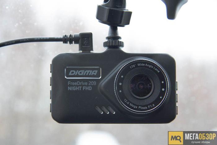 DIGMA FreeDrive 209 NIGHT FHD