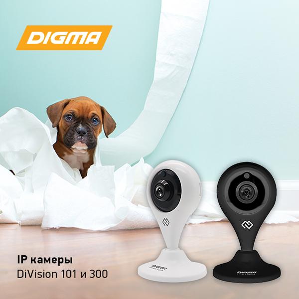 DIGMA DiVision 101 и DiVision 300