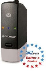 GPS-приемник Digma BM120 - «Выбор редакции»