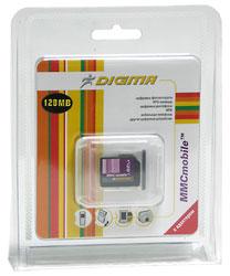 Флеш-карта Digma MMC mobile