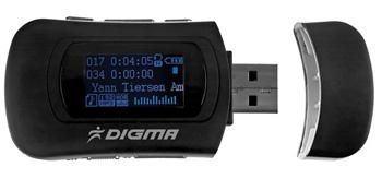 Плеер DIGMA MP580