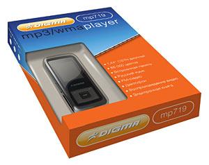 MP3-плеер Digma MP719
